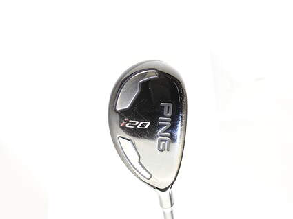 Ping I20 Hybrid 3 Hybrid 20* Ping TFC 707H Graphite X-Stiff Right Handed 40 in