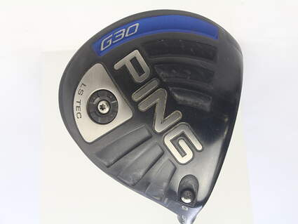 Ping G30 LS Tec Driver 9* Ping Tour 65 Graphite Stiff Right Handed 45.25 in