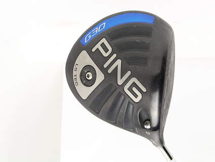 Ping G30 LS Tec Driver 9* Ping Tour 65 Graphite X-Stiff Right Handed 45 in