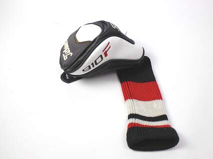 Titleist 910 F Fairway Wood Headcover W/ Adjustable Tag HC Head Cover