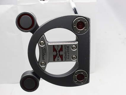 Titleist Scotty Cameron Futura X Putter Left Handed 34 in 15 Gram Weights