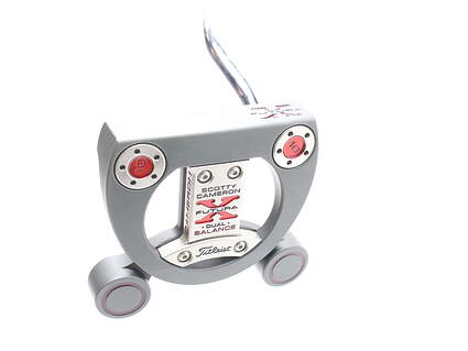 Titleist Scotty Cameron Futura X Dual Balance Putter Right Handed 38 in 10 Gram Weights