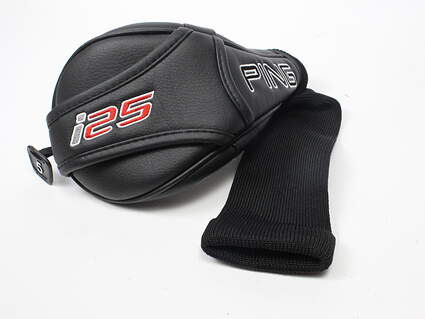 Ping i25 5 Fairway Wood Headcover Black/Red/White