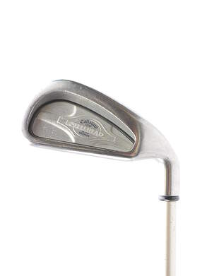 Callaway X-14 Single Iron 6 Iron SteelHead X-14 Gems Graphite Ladies Right Handed 36 in