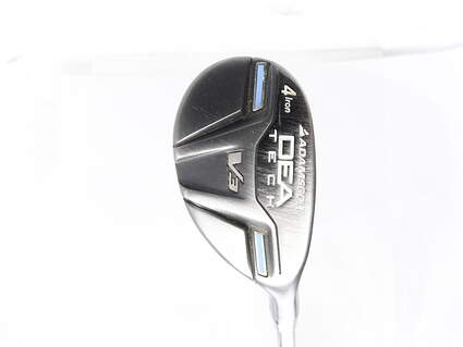 Adams Idea Tech V3 Hybrid 4 Hybrid Adams Mitsubishi Rayon Bassara Graphite Ladies Right Handed 39 in
