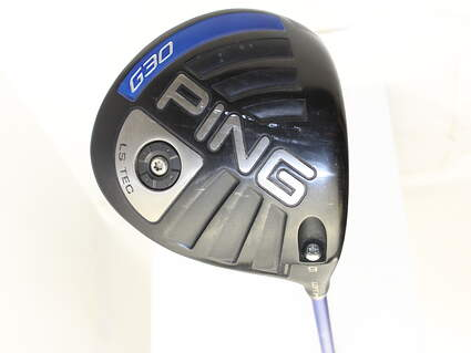 Ping G30 LS Tec Driver 9* Ping TFC 419D Graphite Senior Right Handed 45.25 in