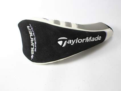 TaylorMade Burner Superlaunch Hybrid Headcover Black and Purple Ladies Golf HC