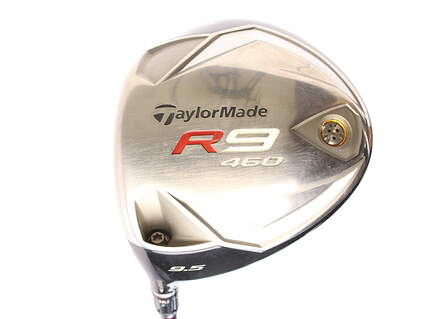 TaylorMade R9 460 Driver 9.5* TM Reax 60 Graphite Stiff Left Handed 45.5 in