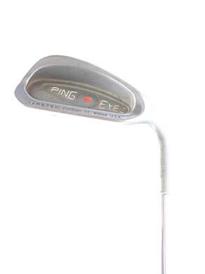 Ping Eye 2 Single Iron 9 Iron Ping JZ Steel Stiff Right Handed Orange Dot 35.75 in