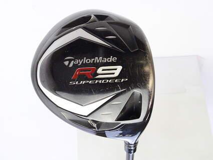 TaylorMade R9 Superdeep TP Driver 9.5* TM TP Aldila RIP Alpha 70 Graphite Stiff Right Handed 45 in