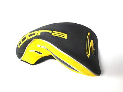 Cobra HS9 Headcover Black and Gold Driver Head Cover HC