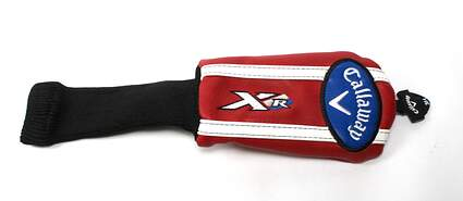 Callaway XR 16 Hybrid Headcover Head Cover Golf Red White Blue HC