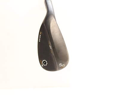 Titleist Vokey SM5 Raw Black Wedge Sand SW 56* Titleist SM5 BV Steel Wedge Flex Left Handed 35.25 in