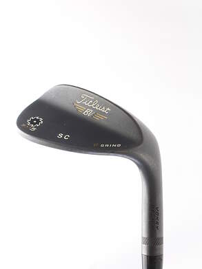 Titleist Vokey SM5 Raw Black Wedge Sand SW 54* True Temper Dynamic Gold S300 Steel Stiff Right Handed 35.5 in