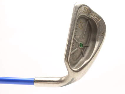 Ping ISI Nickel Wedge Sand SW Grafalloy Blue Graphite Regular Right Handed Green Dot 36.25 in