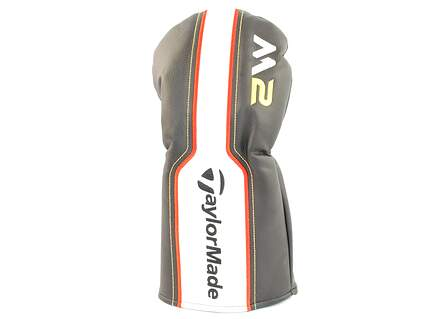 TaylorMade 2016 M2 Driver Headcover Black/White/Gold