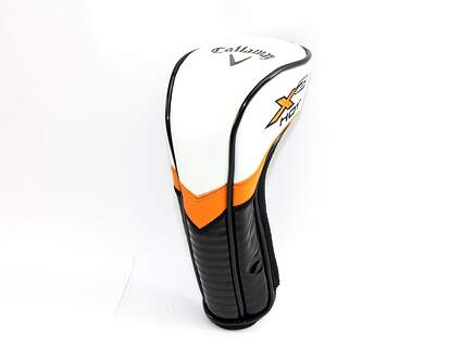 Callaway X2 Hot Hybrid Headcover Black/White/Orange