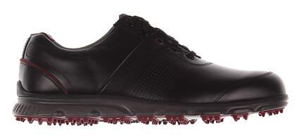 New Mens Golf Shoes Footjoy DryJoys Casual Medium 9.5 Black MSRP $150