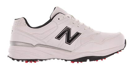 New Mens Golf Shoe New Balance 1701 Medium 9.5 White/Black MSRP $120