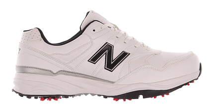 New Mens Golf Shoe New Balance 1701 Medium 10 White/Black MSRP $120