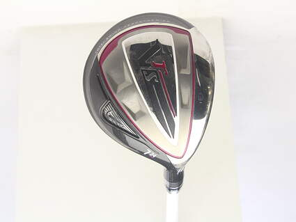 Nike Victory Red S Womens Fairway Wood 7 Wood 7W 24* Nike Fubuki 49 x4ng Graphite Ladies Right Handed 39.75 in