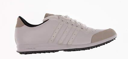 New Womens Golf Shoes Adidas Adicross Medium 6 White 675556 MSRP $80
