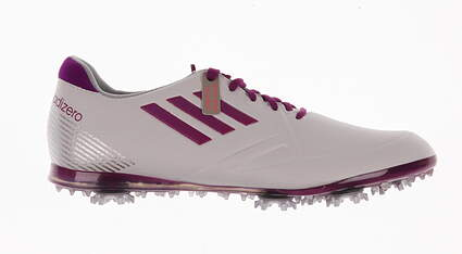 New Womens Golf Shoe Adidas Adizero Tour Medium 6 White MSRP $130