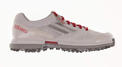 New Womens Golf Shoe Adidas Adizero Sport Medium 6.5 White MSRP $120