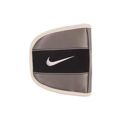 Nike 2011 Everclear E33 Mallet Putter Headcover Grey/Black/White