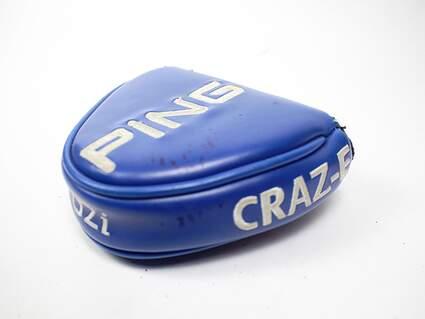 PING G2i Craz-E Heel Shaft Mallet Putter Headcover Head Cover G2 i Golf