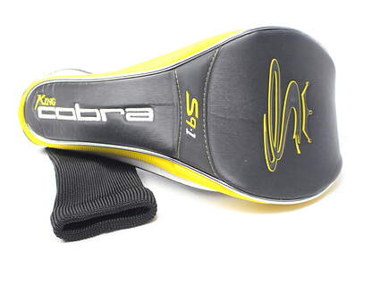 Cobra S9-1 Driver Men's Golf Headcover Black and Gold Head Cover Golf
