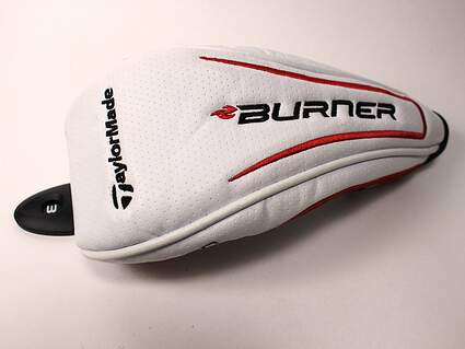 TaylorMade Burner Superfast 3.0 Hybrid Adjustable Tag Headcover Head Cover Golf