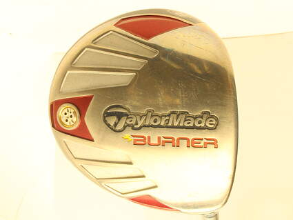 TaylorMade 2007 Burner 460 TP Driver 9.5* TM Reax Superfast 50 Graphite Regular Right Handed 45.5 in