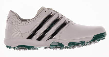 New Mens Golf Shoes Adidas Tour 360 X Medium 10 White/Black Q44585 MSRP $170