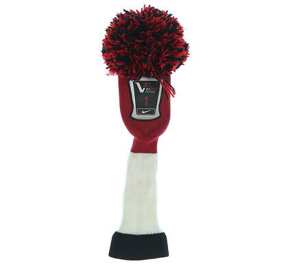 Nike VR Pro Limited Edition Pom Pom Driver Headcover Red/White/Black
