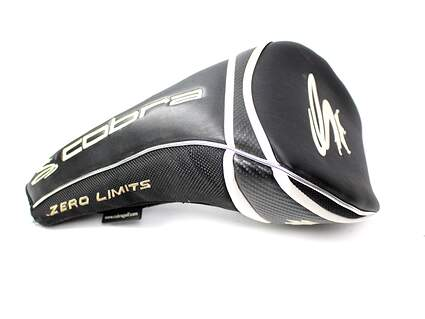 Cobra ZL Zero Limits Black Driver Headcover Head Cover Golf