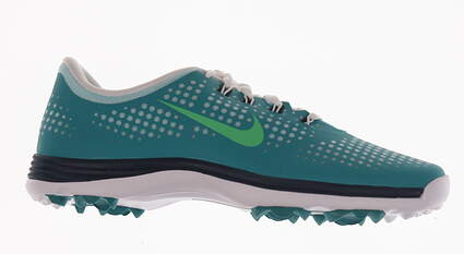 New Womens Golf Shoe Nike Lunar Empress Medium 7 Blue MSRP $130