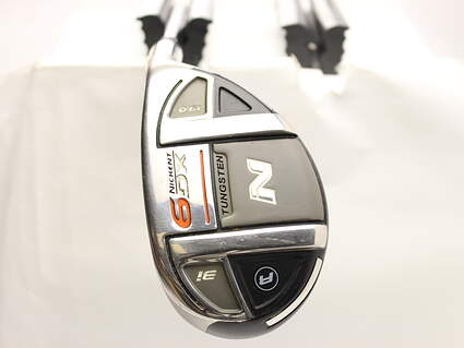 Nickent 6DX Hybrid 3 Hybrid 19* Aldila Voodoo VS Hybrid R85 Graphite Regular Right Handed 40.5 in
