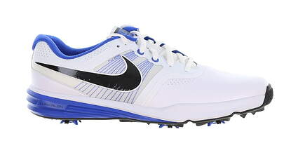New Mens Golf Shoe Nike Lunar Command 10 White MSRP $150
