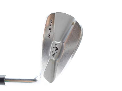 Callaway Tour Authentic Single Iron 8 Iron FST KBS Tour Steel X-Stiff Right Handed 36.5 in