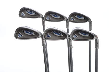 Ping G5 Iron Set 5-PW Ping TFC 100I Graphite Regular Right Handed White Dot 37.75 in