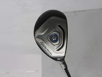 TaylorMade Jetspeed Hybrid 5 Hybrid 25* TM Matrix VeloxT 45 Graphite Ladies Right Handed 39.5 in