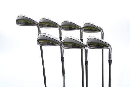 Nike Slingshot 4D Iron Set 4-PW Nike UST Slingshot 4D Graphite Regular Right Handed 39.25 in