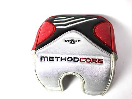 Nike Method Core Drone 2.0 Center Shaft Mallet Putter Headcover Head Cover Golf
