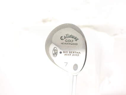 Callaway Big Bertha Warbird Fairway Wood 7 Wood 7WCallaway Ladies Gem Graphite Ladies Right Handed 40.5 in
