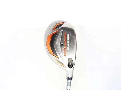 Cobra AMP Hybrid 3 Hybrid 19* Cobra Aldila AMP Graphite Regular Right Handed 40.25 in