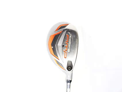 Cobra AMP Hybrid 4 Hybrid 22* Cobra Aldila AMP Graphite Regular Right Handed 39.75 in