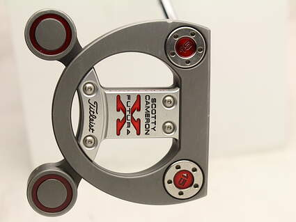 Titleist Scotty Cameron Futura X Putter Left Handed 34 in 15 Gram Weights