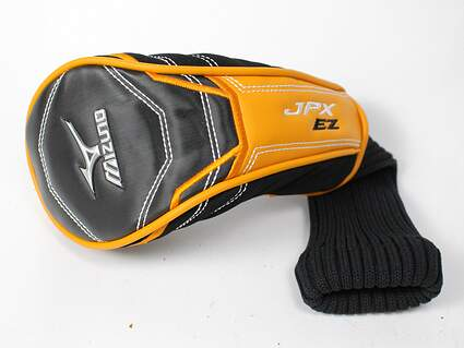 Mizuno JPX EZ 3 19° Hybrid Headcover HC Head Cover Orange and Black