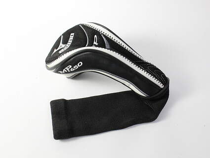 Mizuno MP 650 3 Fairway Headcover Black White and Silver Men's Golf HC